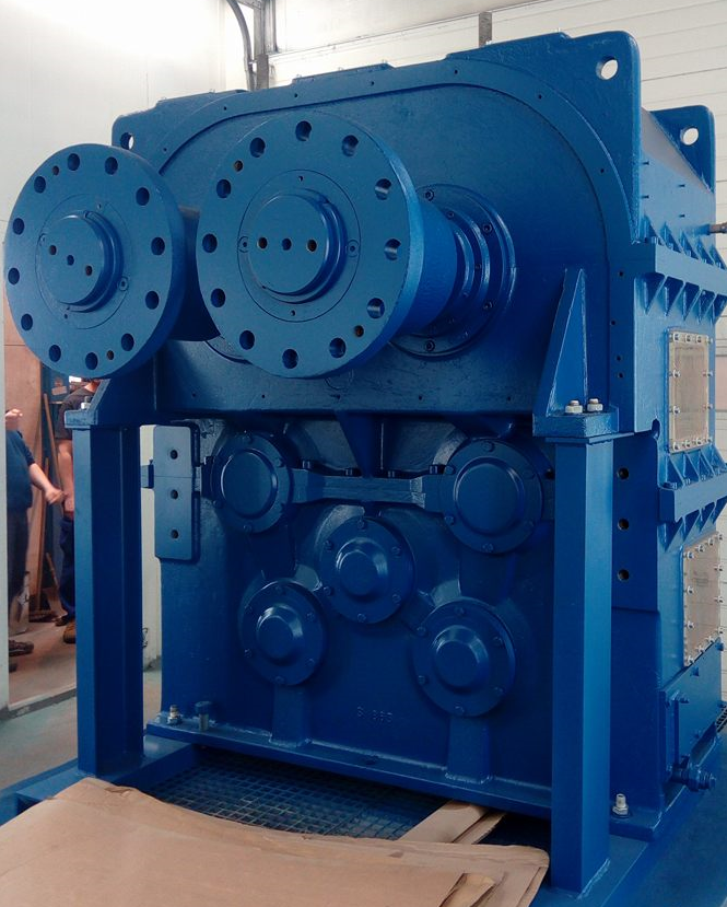 RS/MS-64 used gearbox